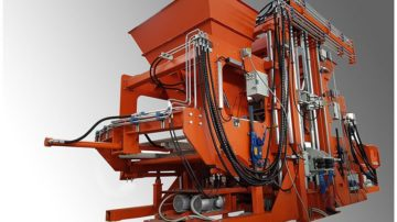 PRO 500 - Block Making Machine