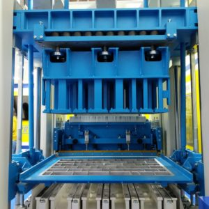 Stationary block machines